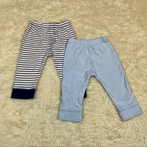 2pcs Baby Boy Pants Bundle